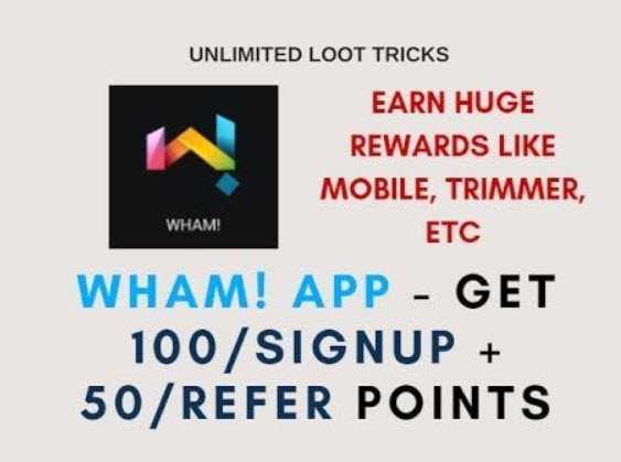 wham app loot